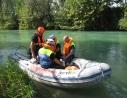 Addestramento sul fiume Livenza 2014